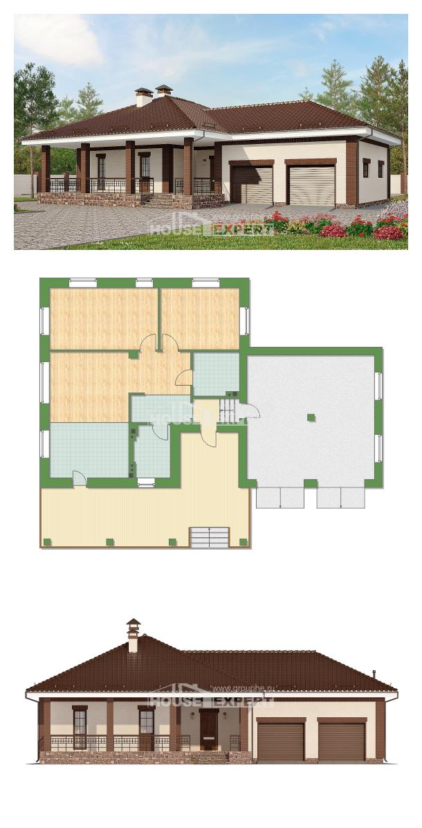 Проект дома 160-015-П | House Expert